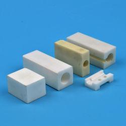 Bloque de cerámica refractaria resistente al calor de cerámica de Al2O3 Lavadora Accesorios