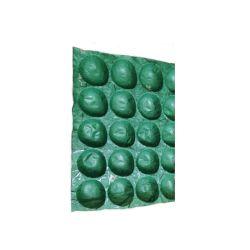 La comida fría color compostable caja comercial Contenedor de envases de plástico bandejas de frutas