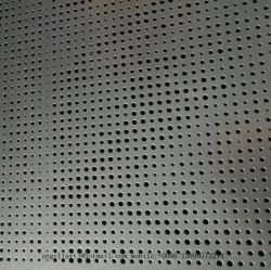 Trou rond en acier inoxydable 304 de la plaque de maille perforée