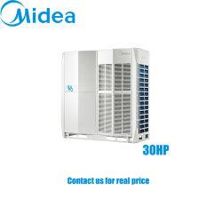 Midea Vrf Tecoエア川Acondicionado 30HP 85kw HVACの空冷方式のエアコンの壁の分割されたVrfのエアコンのVrvシステム