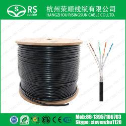 Haute qualité 23AWG Cat7 0.58mm Câble LAN SSTP Câble réseau
