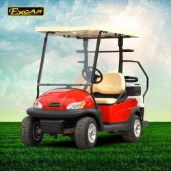 L'énergie solaire 2 places voiturette de golf électrique