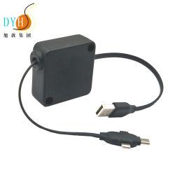 Cable de extensión USB Cargador retractable para varios de los productos digitales