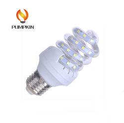 مصباح LED حلزوني الشكل كامل بقدرة 5 واط