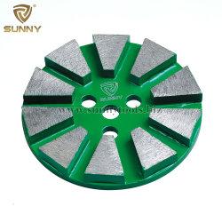 Disco para trituração de diamante profissional para o piso de concreto da Pedra de Afiação