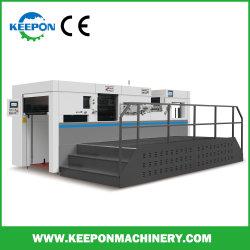 Hohe Präzisions-automatische industrielle stempelschneidene Maschine