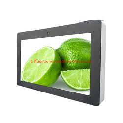 IP65 Wall-Mount ЖК-дисплей ЖК экран с технологией Digital Signage Android Windows, FHD камерой и емкостные сенсорные варианты