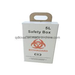 Medical Cofre para seringa utilizada