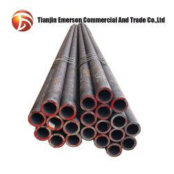 38CrMoAl 41CrAlMo7 Sacm645 Legierungs-nahtloses Stahlrohr für hohlen Stab
