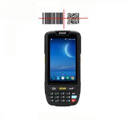 قارئ الرمز الشريطي اللاسلكي ماسحة البيانات جهاز Android الطرفي المساعد الشخصي الرقمي مع RFID