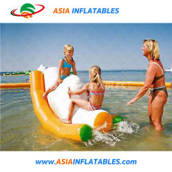 PVC tarabulin ملونة زورق مطاطي المياه Toys ، زورق مطاطي عائم للأطفال