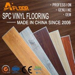 مواد البناء انقر فوق اللفت/سبك/بولي فينيل (PVC)/البلاستيك/الخشب/الخشب/الحجر/الرخام/السجاد/لوح الأرضية الفاخر المصنوع من الفينيل
