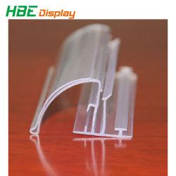 Afficher l'étiquette adhésive titulaire bandeau de données de prix en plastique