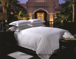 preço de fábrica 100% algodão Hotel mecanismos Jacquard roupa de cama