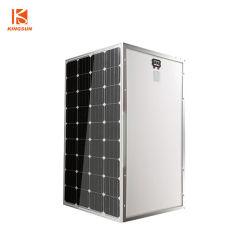 150W Mono-Crystalline кремния модуль солнечной энергии