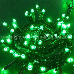 Cadena de decoración de Navidad de luz LED luces LED Navidad