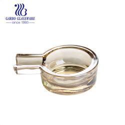Cinzeiro de Vidro Antigo para KTV & Restaurante (GB2064-ADD)