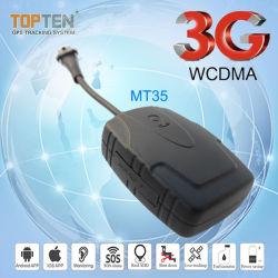 Le GPS 3G WCDMA alarme de voiture de surveiller la voix, de détecter la tension de batterie du véhicule Mt35-ez