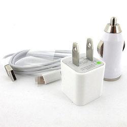 Accueil de haute qualité Wall House Chargeur de batterie CA de voyage pour Apple iPhone 6/6 Plus