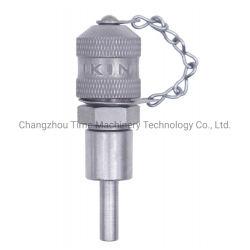Puntos de prueba de acero al carbono con conexión de tubo de 6mm