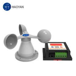 情報処理機能をもったDIGITAL Anemometer /Tower Wind Speed Alarm Sensor Intelligent DIGITALかGantry Crane Dedicated Anemometer