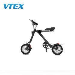 Bici elettrica della sporcizia facile poco costosa da 12 pollici che piega la bicicletta elettrica della bici delle 2 rotelle E