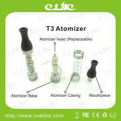 Электронные сигареты T3 подъемом с 2.4ml потенциала нет утечек