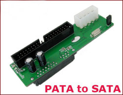 Adaptateur convertisseur IDE vers SATA
