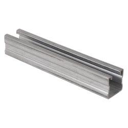 قناة الدعامة الفولاذية ذات فتحات مغلفنة منخفضة ساخنة