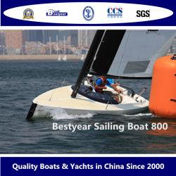 8m Bestyear Sport Sailing bateau avec Mât en fibre de carbone