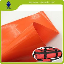 O mais duradouro do tecido de vinil transparente de toldo