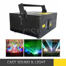 Cores RGB de alta 5W Laser de Animação (CSL-802)