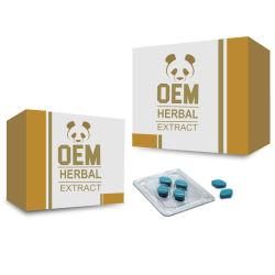 مصنعو المعدات الأصلية/م جنس الأعشاب الطبيعية والخضراء لأقراص للرجال الصحة