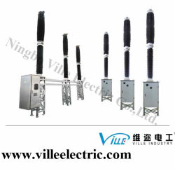 Lw58-252/T4000-50 haute tension du disjoncteur de SF6