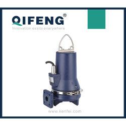 Abwasser-Bewegungselektrische versenkbare Schleifer-Wasser-Pumpe (WQAS)