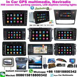 차 다중 매체에서는, 차 DVD 플레이어, Naviradio 의 차 입체 음향, 차 영상, 숨겨지은 크세논, 주차 센서, LED 주간 야간 항행등