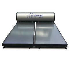 Fabrikant van de solar water heater met vlakke plaat en een dak met een onder druk staande dak China Apricus Factory