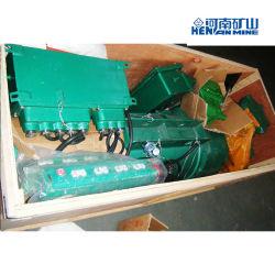 Modelo de CD para puxar a corda de fio eléctrico Guindaste