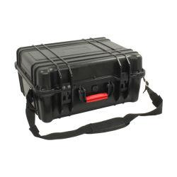 간편한 운반 잠금 하드 플라스틱 공구 케이스 운반 도구 상자
