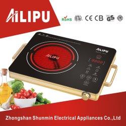 Appareil de cuisine boîtier en métal électrique cuisinière vitrocéramique/infrarouge