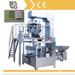 Saco de papel pipoca de microondas máquina de embalagem/Fulll pipoca automática a máquina fabricada na China