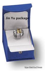 Jy-Jb123 Papierohrringe/Ring/Halskette, Anhänger, Manschettenknopf-Geschenk-Schmucksache-Kasten
