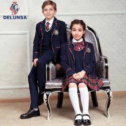 Estudiante de uniformes escolares para la escuela de Blazer Blazer