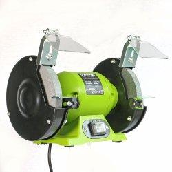 La vido de couleur verte de travail prix d'usine 6 pouces 150W et 8'' 150 mm 350W touret à meuler