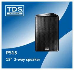 PS15 pro Audio und Bühnenbeleuchtung Ausrüstung für Nachtclubs Hotels DJ's, Bands Musiker Häuser