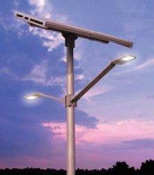 سعر ضوء LED لسولر ستريت لايت مزدوج المصدر، 40 واط، درجة سطوع فائقة، مع شهادة سونكاب