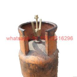 12.5kg het Vullen van het Kanon van Fillin van de Cilinder van LPG Pijp voor Nigeria