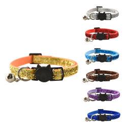 Colletto in PET Girocollo elastico per animali domestici catena per cani Cristallo Cat Accessori per piccoli cani per animali domestici