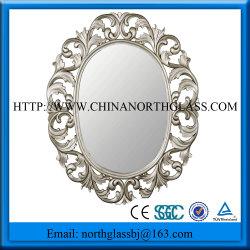 최신 Sale 1.8-6mm Silver/Aluminum Mirror Glass