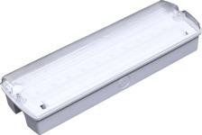 Paratia di emergenza del LED